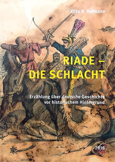 Fand 933 zwischen Ammendorf, Döllnitz und Dieskau die Riade-Schlacht statt?