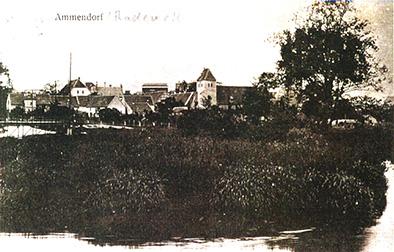 Kirche um 1913