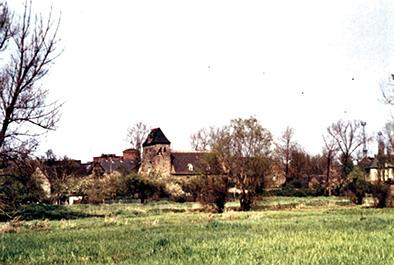 Kirche um 1973