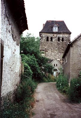 Kirche um 1997