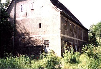 Pfarrhaus um 1998