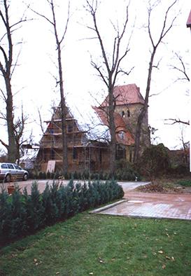 Kirche um 1999