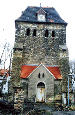 Kirche um 2003