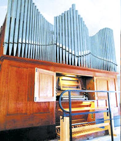 Orgel 2009