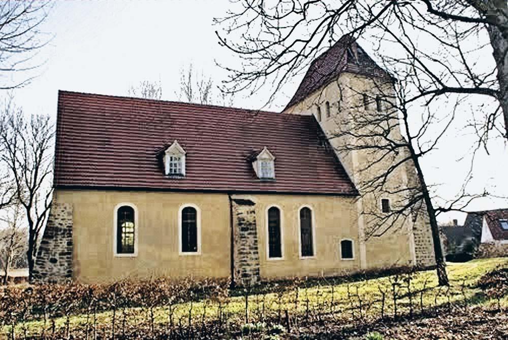 Kirche um 2011