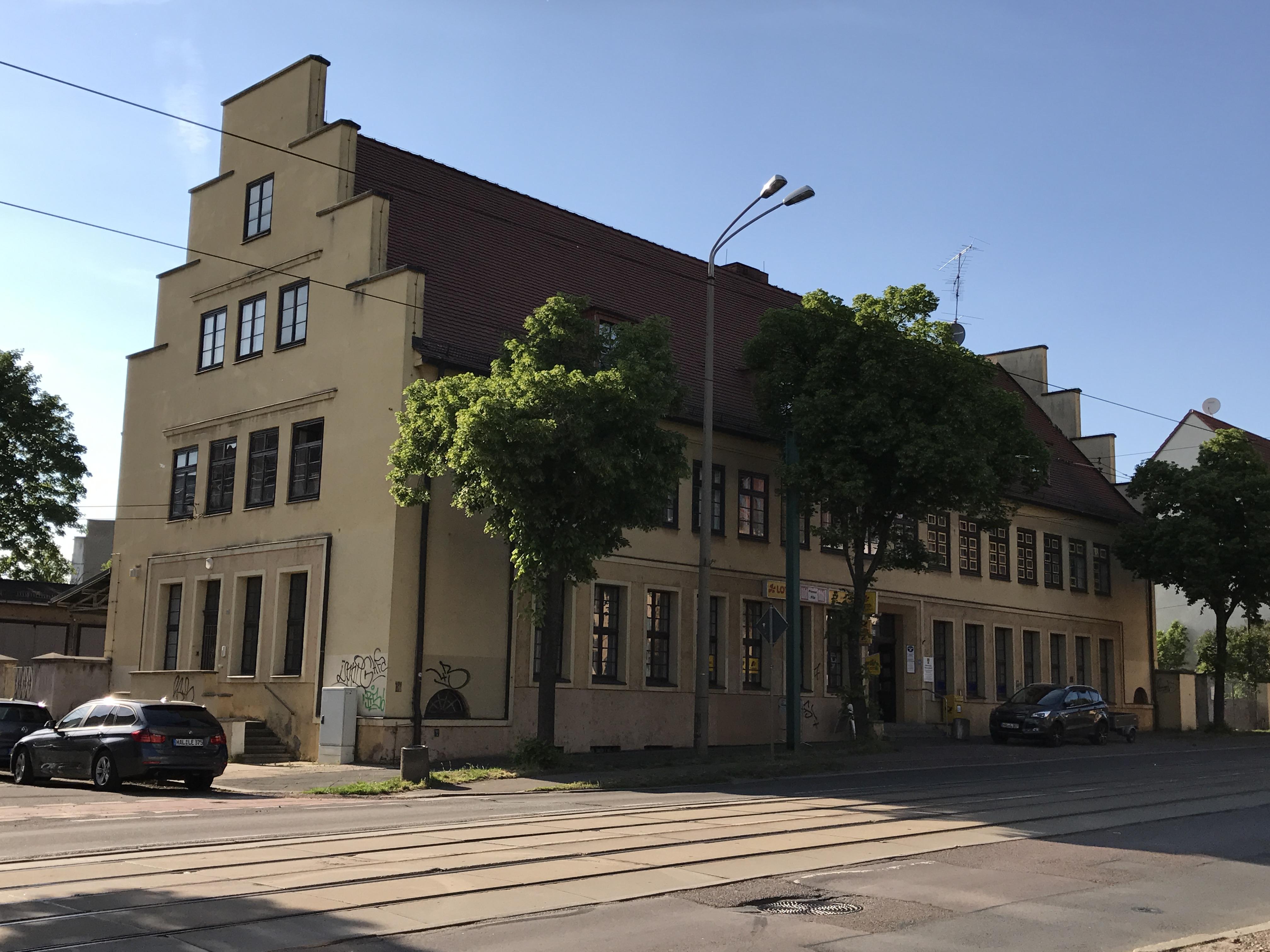 Postamt 2017