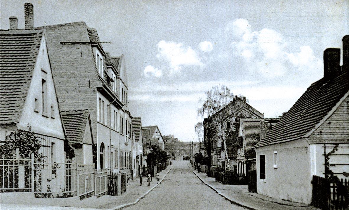 1936, Langestraße