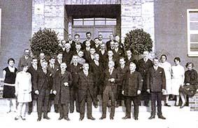 Einweihung 1928