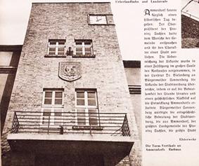 Zeitungsausschnitt, Quelle: ULB Halle