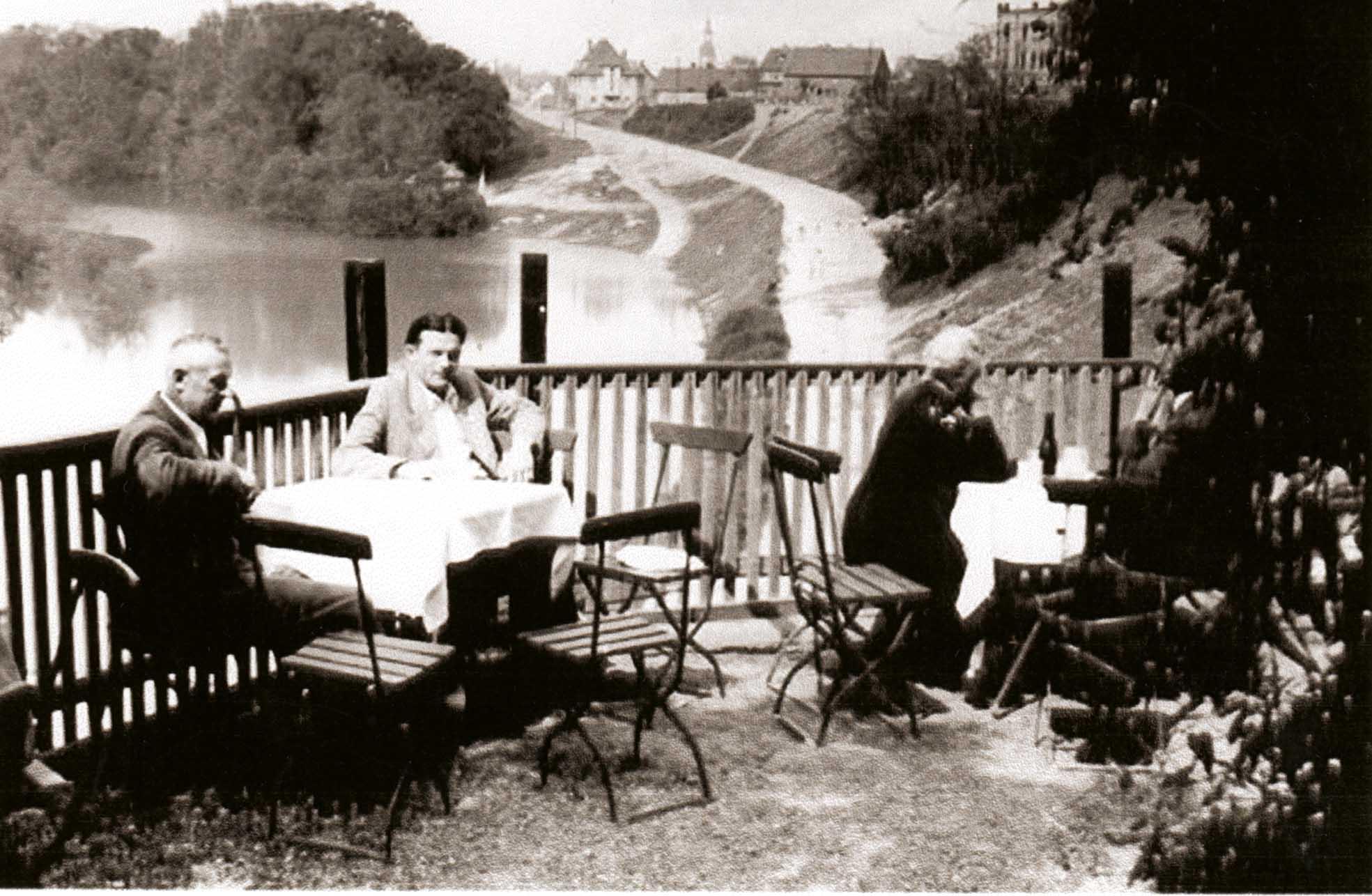 1941, Pfingsten, Familie Conrad